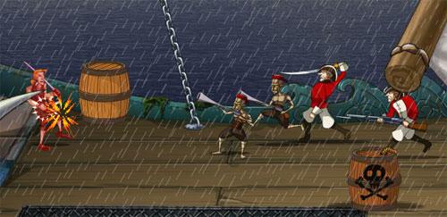 Korsan Avcısı Oyunu