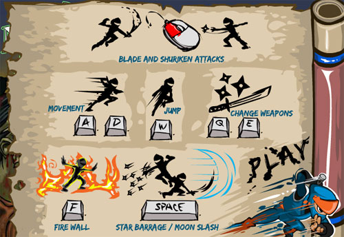 Ninja Zombi Savaşı 2 Oyunu