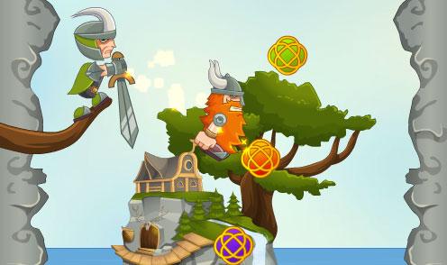 Rangarlı Viking Oyunu