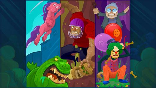 Zombilla Team, Zombie Spiele